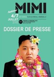 Télécharger le dossier de presse (PDF) - Marseille-Provence 2013
