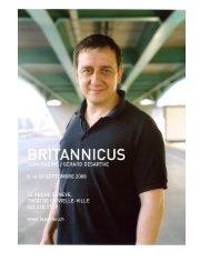 Britannicus - Le Poche