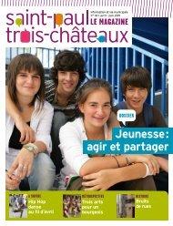 Mag n°14 - Ville de Saint-Paul-Trois-Châteaux