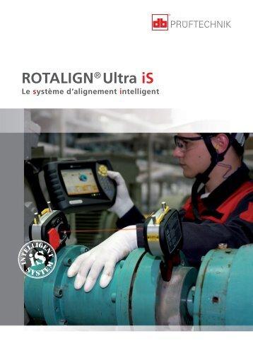 ROTALIGN® Ultra iS - Pruftechnik