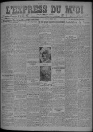 15 janvier 1927 - Bibliothèque de Toulouse