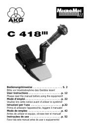 C 418III - zZounds.com