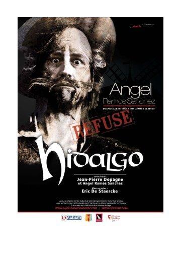 dossier de presse - the official website of Angel Ramos Sanchez