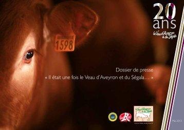 Veau-Aveyron-Segala - IRVA