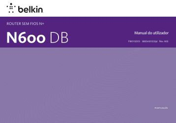 N600 DB - Belkin