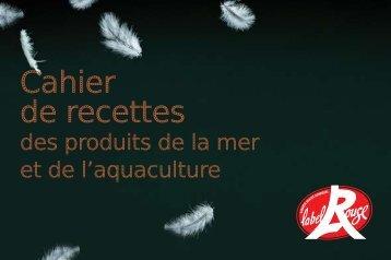 Cahier de recettes - Châteaux & Hôtels Collection