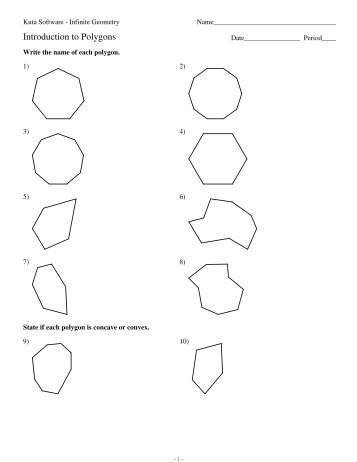 Printables Finding Missing Angles In Triangles Worksheet interior angles of a polygon worksheet doc home design and exterior polygons kuta