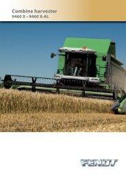 Combine harvester - AGCO GmbH