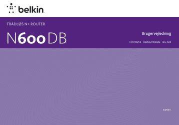 N600DB - Belkin