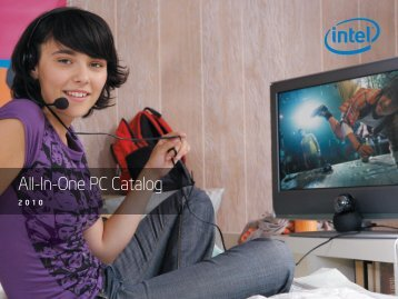 All-In-One PC Brochure - Intel