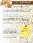 Guide des grains entiers - La santé au menu - Page 3