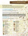 Guide des grains entiers - La santé au menu - Page 7