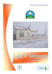Edition Automne Hiver 2010 2011 - Montroy