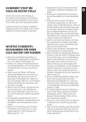 SOLIS MASTER CHEF BLENDER - Page 5