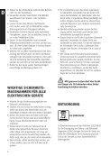 SOLIS MASTER CHEF BLENDER - Page 6