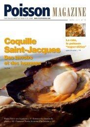 Coquille Saint-Jacques - Les Parcs Saint Kerber
