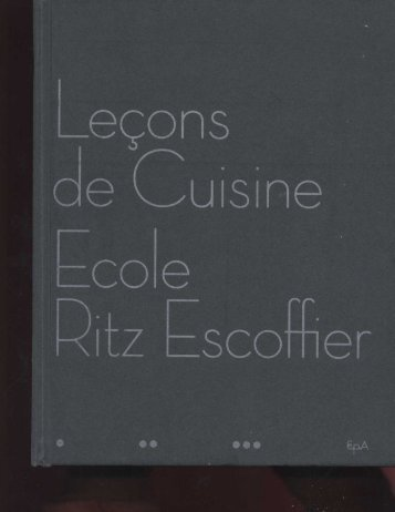 Leçons de Cuisine E.. - Index of