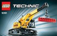 9391_BI_ModelA_GL.indd 1 20/06/2011 1:25 PM - Lego
