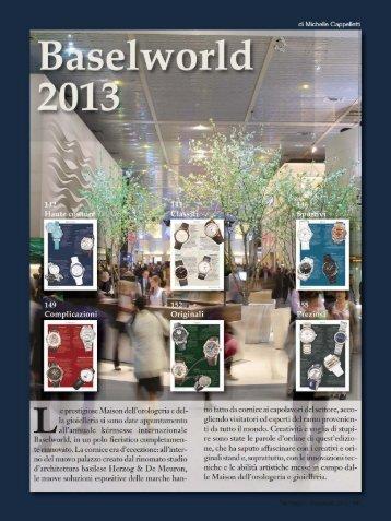 Baselworld 2013 [pdf] - Ticino Management
