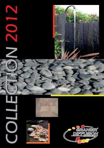 Consultez notre brochure - Granier Diffusion
