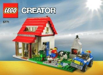 5771_BK2.indd 15771_BK2.indd 1 20/01/2011 4:54 PM20 ... - Lego