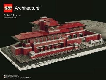Robie™ House - Lego