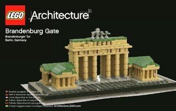 Brandenburg Gate Brandenburg Gate