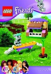41022_BI.indd 1 21/08/2012 10:55 PM - Lego