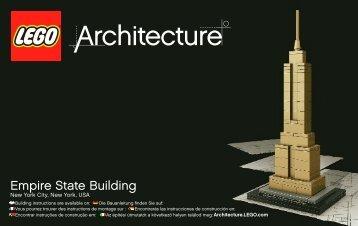 Empire State Building - Intertoys