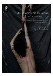 Dossier de Presse - Site de Prospero Miranda / Théâtre - Free