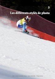Les différents styles de photo - Pearson