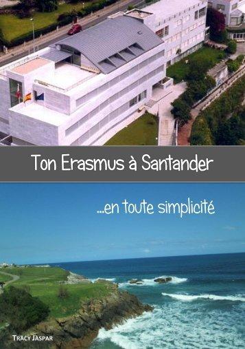 Ton erasmus à Santander - Haute école Charlemagne