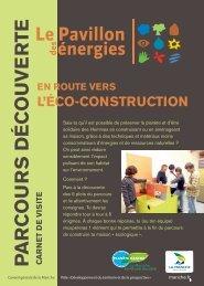 PAV ENERGIES - Guide visite PARCOURS ... - Planète Manche