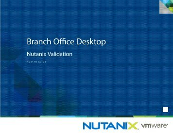 Nutanix-Bod-How-to-Guide