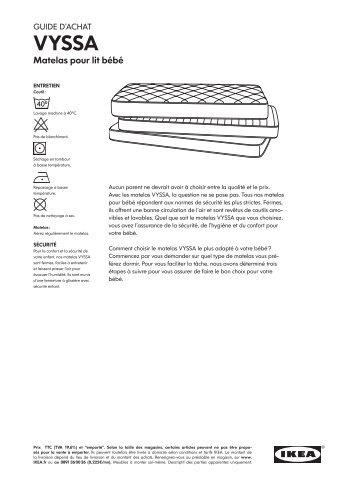 fiche technique du matelas tijuana literie 2000. Black Bedroom Furniture Sets. Home Design Ideas