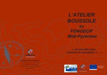 Plus d'informations sur l'atelier boussole - Fongecif Midi Pyrénées