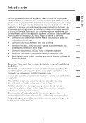 Manual del usuario Comparta su acceso a Internet de ... - Belkin - Page 3