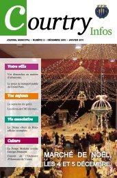 Courtry Infos n°2 - Déc 2010 /Janvier 2011