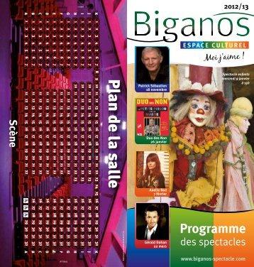 Le télécharger - Espace Culturel de Biganos