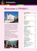 Plaquette ALPHA Vie étudiante et associative - ENSEA - Page 3