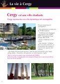 Plaquette ALPHA Vie étudiante et associative - ENSEA - Page 4