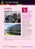 Plaquette ALPHA Vie étudiante et associative - ENSEA - Page 5