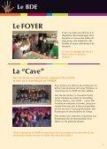 Plaquette ALPHA Vie étudiante et associative - ENSEA - Page 7