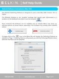 Switch2 Software Instructions - Belkin - Page 3