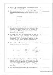 1What is the greatest three—digit prime number each ef whese ...