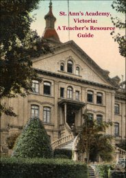 to download the Teacher's Resource Guide - The Society of Friends ...