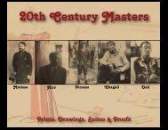 20th Century Masters - Galerie Michael