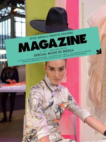 SPECIAL MODE ET MEDIA - Magazine