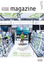 Download magazine - New Store Europe