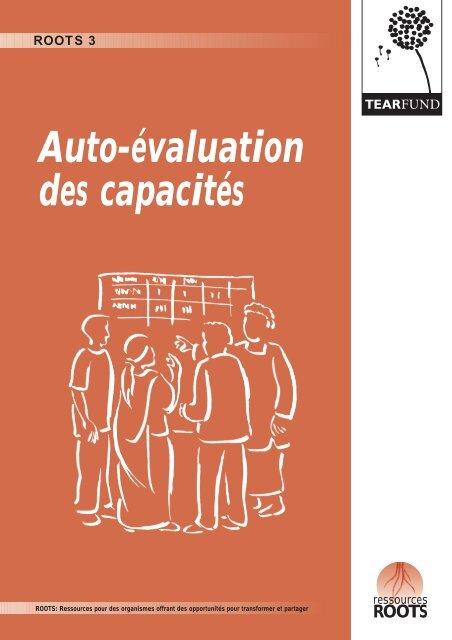 ROOTS 3 - Auto-évaluation des capacités